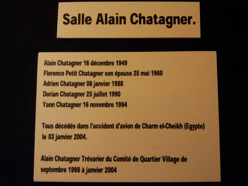 Chatagner-hommage