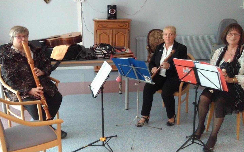 Couros-flute